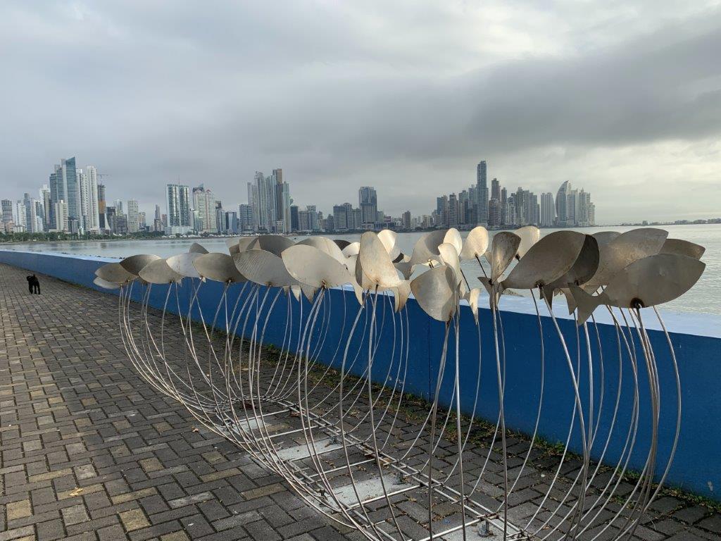 Oh, wie schön ist Panama! UND  Setzt die Segel! San Blas Inseln wir kommen!